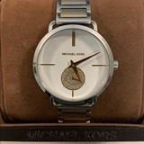 Michael Kors Accessories | Michael Kors Portia Ladies Watch Mk3679 | Color: Gold/Silver | Size: Os