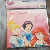 Disney Party Supplies   3$15 New Set Of 8 Disney Princess Loot Bags   Color: Pink/Purple   Size: Os