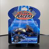 Disney Other | Disney Racers 164 Scale Diecast Car Jack Sparrow | Color: Blue/Brown | Size: Single Diecast Car