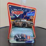 Disney Other | Disney Pixar Cars Supercharged Nitroade | Color: Black/Orange | Size: Single Diecast Car