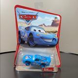 Disney Other | Disney Presents 164 Diecast Car Dinoco Mcqueen | Color: Blue | Size: Single Diecast Car