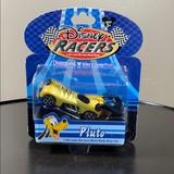 Disney Other | Disney Racers 164 Scale Diecast Car Pluto | Color: Yellow | Size: Single Diecast Car