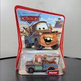 Disney Other | Disney Presents 164 Scale Diecast Car Mater | Color: Brown | Size: Single Diecast Car