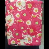 Lilly Pulitzer Accessories   Lilly Pulitzer Ipad 2 Cover Scarlet Begonia Used   Color: Pink/Yellow   Size: Ipad 2
