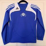 Adidas Shirts & Tops   Kids David Beckham Academy Soccer Top   Color: Blue/White   Size: Mb