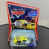 Disney Other | Disney Pixar Cars Supercharged Leak Less | Color: Black/Yellow | Size: Single Diecast Car
