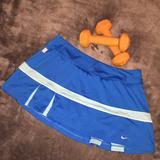 Nike Shorts   Nike Dri-Fit Athletic Skirt W Shorts Sz Med   Color: Blue   Size: M