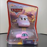 Disney Other | Disney Pixar World Of Cars Collect By# Chuki | Color: Pink | Size: Single Diecast Car