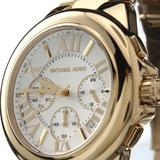 Michael Kors Accessories | Michael Kors Womens Mk5635 Camille Gold Watch | Color: Gold/White | Size: Os
