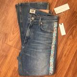 Anthropologie Jeans   Citizens Of Humanity Demy Ultra High Rise Jeans   Color: Blue   Size: 26