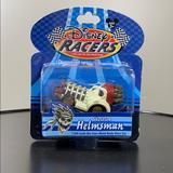 Disney Other | Disney Racers 164 Diecast Car Skeleton Helmsman | Color: Cream/Red | Size: Single Diecast Car
