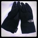 The North Face Accessories   North Face Windproof Gloves   Color: Black   Size: Small