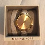 Michael Kors Accessories | Micheal Kors Watch | Color: Gold/Silver | Size: Os