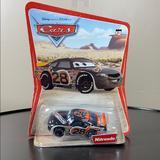 Disney Other | Disney Presents 164 Scale Diecast Car Nitroade | Color: Black/Orange | Size: Single Diecast Car