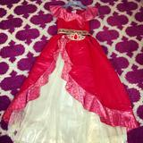 Disney Costumes   Elena Halloween Costume   Color: Red   Size: 78