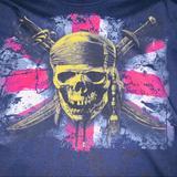 Disney Shirts   Disney Pirate Of The Caribbean Tshirt Black 2xl   Color: Black   Size: Xxl