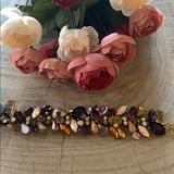 J. Crew Jewelry | J Crew Fashion Bracelet | Color: Brown | Size: 7 To 8