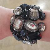 Jessica Simpson Jewelry | Jessica Simpon Bracelet | Color: Black/White | Size: Os