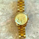 Michael Kors Jewelry | Michael Kors Watch | Color: Gold | Size: Os