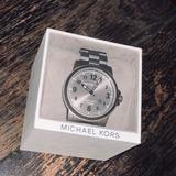 Michael Kors Accessories | Mens Michael Kors Watch | Color: Gray | Size: Os