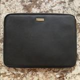 Kate Spade Accessories | Kate Spade Computer Foam Case Protector | Color: Black/Gold | Size: Os