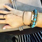 Rebecca Minkoff Jewelry | Shai Bracelet | Color: Gold | Size: Os