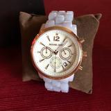 Michael Kors Accessories   Michael Kors Women'S Audrina Lavender Watch   Color: Purple   Size: Os