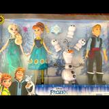 Disney Toys | Brand New Discontinued Frozen Summer Fever Set | Color: Blue | Size: Na