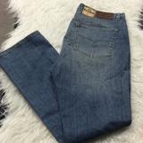 Ralph Lauren Jeans | Ralph Lauren Jeans Kent Classic Straight Leg Jean | Color: Blue | Size: 12