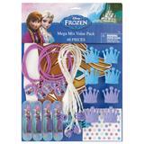 Disney Party Supplies | Frozen Mega Mix Value Pack 48 Pieces | Color: Blue/Purple | Size: Frozen Mega Mix Value Pack 48 Pieces