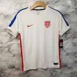 Nike Shirts & Tops   Nike Us Soccer Usa Boys Youth Soccer Jersey L New   Color: White   Size: Lb