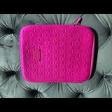Michael Kors Accessories | Michael Kors Ipad Tablet Sleeve Cover Bag Pink | Color: Pink | Size: 10 X 8