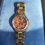 Michael Kors Accessories   Michael Kors Gold Watch   Color: Gold   Size: Still Have Extra Links That Comes With The Watch
