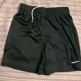 Nike Bottoms | Nike Dri Fit Soccer Shorts Black Youth Medium | Color: Black | Size: Youth Medium