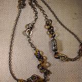 J. Crew Jewelry   J.Crew Bronze Tone Necklace   Color: Brown   Size: 30 Inch