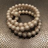 Ralph Lauren Jewelry | Ralph Lauren Faux Pearl Spiral Bracelet | Color: White | Size: Os