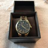 Michael Kors Accessories   Michael Kors Tortoise And Gold Womens Watch   Color: Brown/Gold   Size: Os