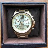 Michael Kors Accessories   Michael Kors Gold Watch   Color: Gold   Size: Large Face Gold Watch