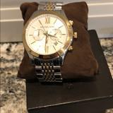 Michael Kors Accessories   Michael Kors Watch   Color: Gold   Size: Os