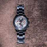 Michael Kors Accessories | Michael Kors Men'S Standard Black Watch | Color: Black | Size: Os