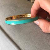 Kate Spade Jewelry | Kate Spade Turquoise Bangle | Color: Blue | Size: Os