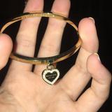 Michael Kors Jewelry   Michael Kors Gold Bangle   Color: Gold   Size: Os
