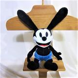 Disney Toys | Disney'S Mickey Mouse Stuffed Toy- Gift, Plush | Color: Black/Blue | Size: Os