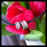 Coach Jewelry | Coach Charm Bracelet | Color: Black/Silver | Size: Os