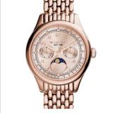 Michael Kors Accessories | Michael Kors Amelia Moon Phase Watch Mk6181 | Color: Gold | Size: Os