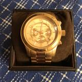 Michael Kors Accessories | Michaels Kors Rose Gold Plated Stainless Steel | Color: Gold | Size: Os