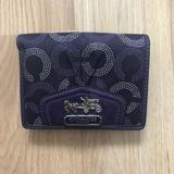 Coach Accessories   Coach Wallet   Color: Purple   Size: Os
