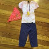 Disney Costumes | Disney Izzy Costume (Jake & The Neverland Pirates) | Color: Pink/Purple | Size: 3-4t
