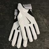 Nike Accessories | Nike D-Tack 5 Nfl Padded Lineman Gloves | Color: Black/Gray | Size: 4xl