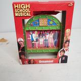 Disney Holiday | High School Musical Picture Frame Ornament Nib | Color: Red | Size: 4 X 4